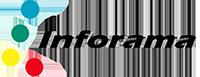 Inforama Λογότυπο